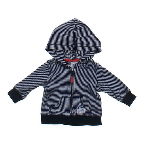 Carter's Striped Hoodie in size 3 mo at up to 95% Off - Swap.com