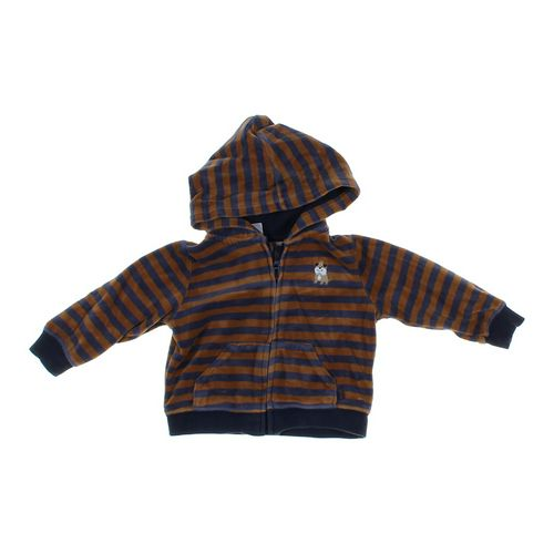 Carter's Striped Hoodie in size 6 mo at up to 95% Off - Swap.com