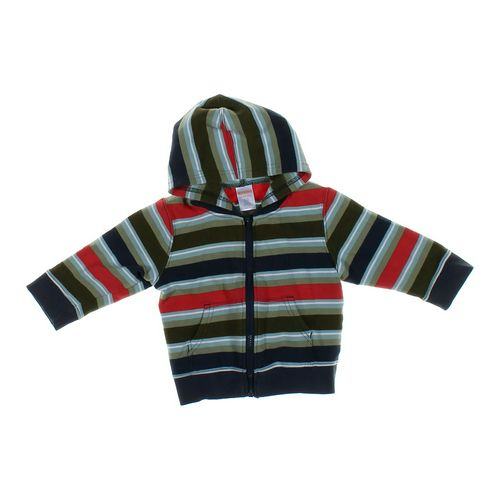 Gymboree Striped Hoodie in size 12 mo at up to 95% Off - Swap.com