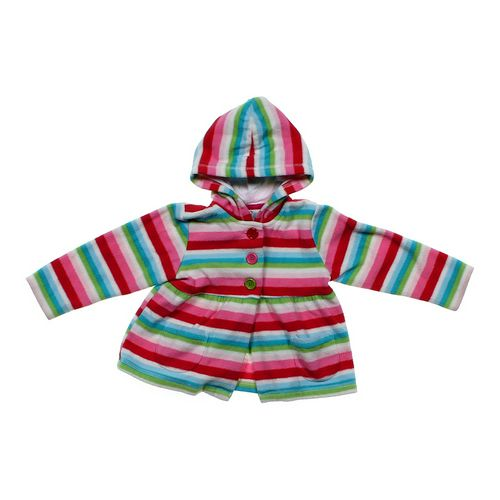 Carter's Striped Hoodie in size 18 mo at up to 95% Off - Swap.com