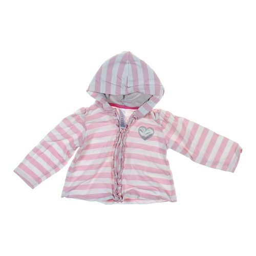 Just One You Striped Hoodie in size 24 mo at up to 95% Off - Swap.com