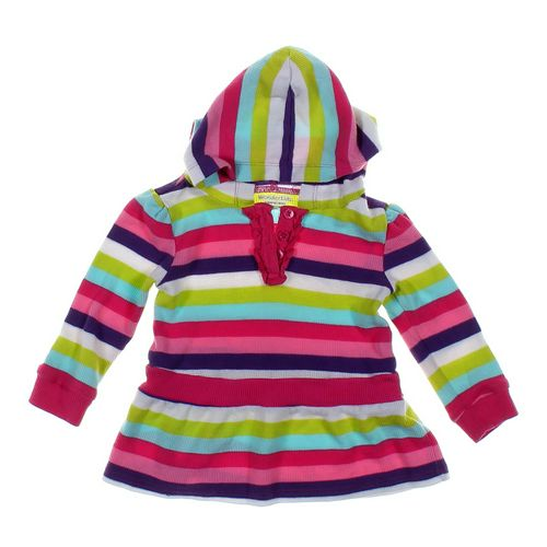 WonderKids Striped Hoodie in size 18 mo at up to 95% Off - Swap.com