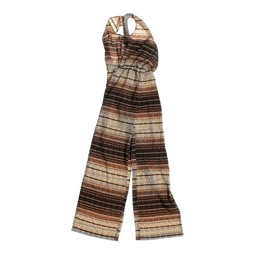 Body Central Striped Jumpsuit in size S at up to 95% Off - Swap.com