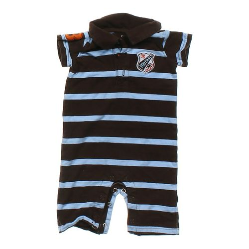 Carter's Striped Jumpsuit in size 3 mo at up to 95% Off - Swap.com