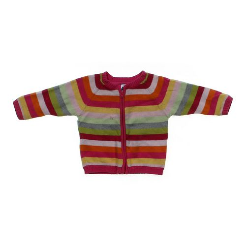 babyGap Striped Knit Jacket in size 18 mo at up to 95% Off - Swap.com