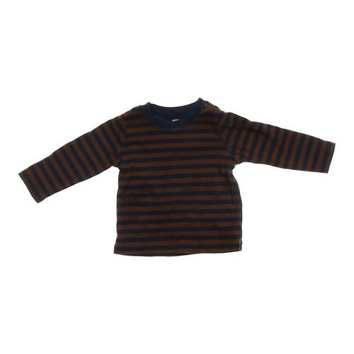 Carter's Striped Long Sleeve Shirt in size 12 mo at up to 95% Off - Swap.com