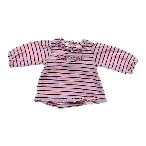 Carter's Striped Long Sleeve Shirt in size 3 mo at up to 95% Off - Swap.com