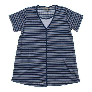 Striped Maternity Shirt for Sale on Swap.com