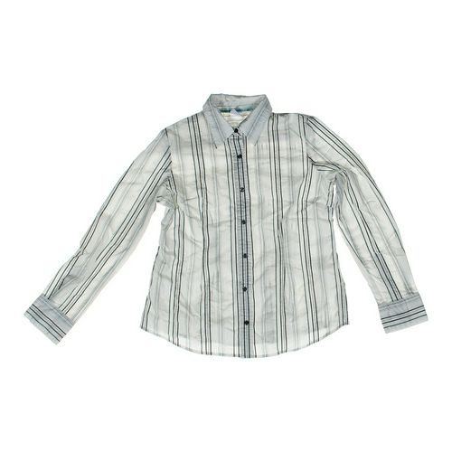 Infinity Maternity Striped Maternity Shirt in size S (4-6) at up to 95% Off - Swap.com