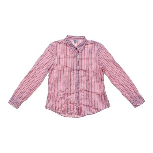 Mimi Maternity Striped Maternity Shirt in size M (8-10) at up to 95% Off - Swap.com