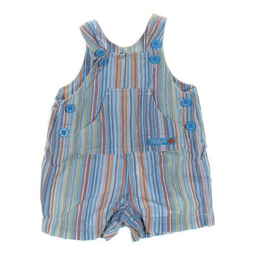 The Children's Place Striped Overalls in size NB at up to 95% Off - Swap.com