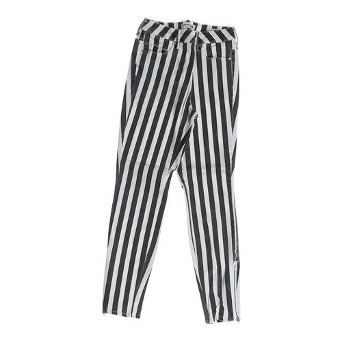 Bullhead Striped Pants in size JR 9 at up to 95% Off - Swap.com