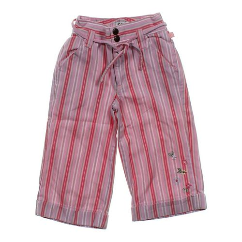 OshKosh B'gosh Striped Pants in size 5/5T at up to 95% Off - Swap.com