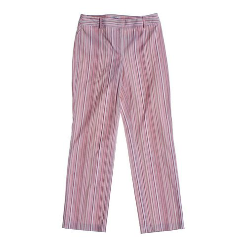 Ann Taylor Loft Striped Pants in size 4 at up to 95% Off - Swap.com