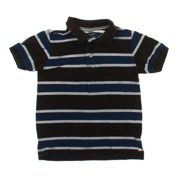 Striped Polo Shirt for Sale on Swap.com
