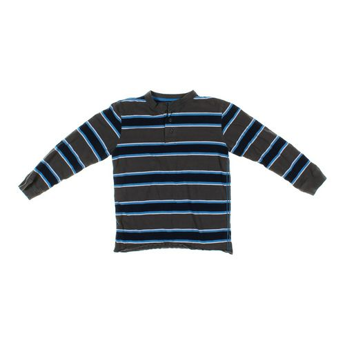 Old Navy Striped Polo Shirt in size 8 at up to 95% Off - Swap.com