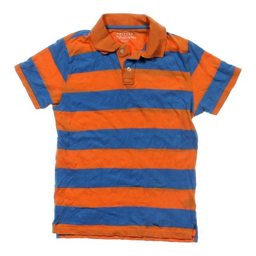 Arizona Striped Polo Shirt in size S at up to 95% Off - Swap.com