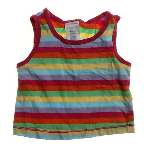WonderKids Striped Rainbow Tank Top in size 6 mo at up to 95% Off - Swap.com
