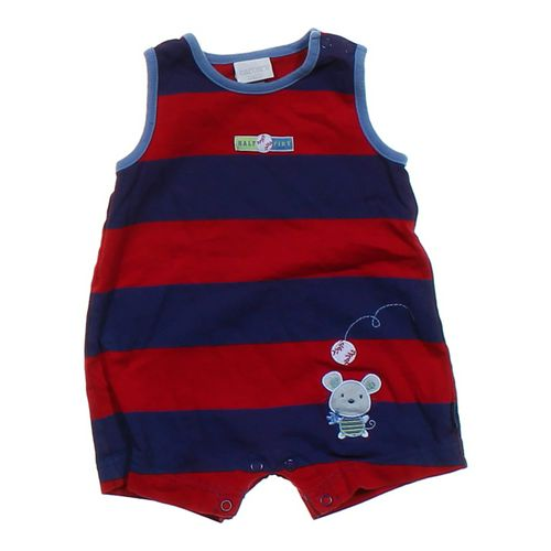Carter's Striped Romper in size 6 mo at up to 95% Off - Swap.com