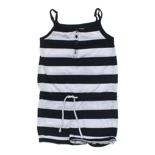 Savannah Striped Romper in size 6X at up to 95% Off - Swap.com