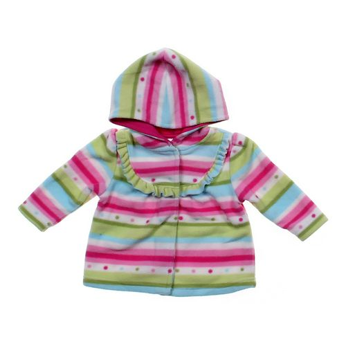 Gymboree Striped Ruffled Jacket in size 6 mo at up to 95% Off - Swap.com
