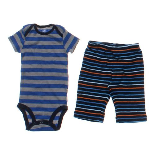 Circo Striped Set in size 3 mo at up to 95% Off - Swap.com