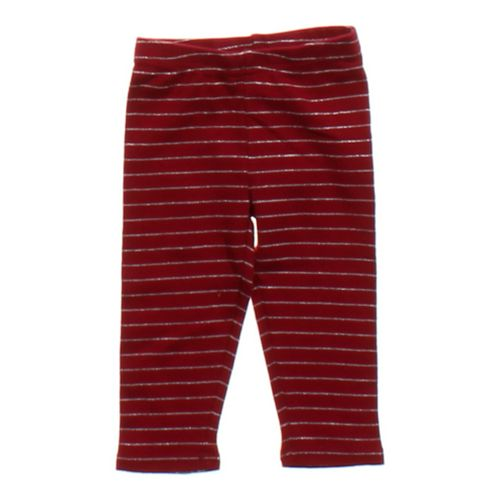 Crazy 8 Striped Shimmering Pants in size 6 mo at up to 95% Off - Swap.com
