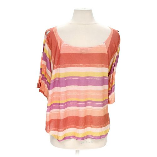 Decree Striped Shirt in size M at up to 95% Off - Swap.com