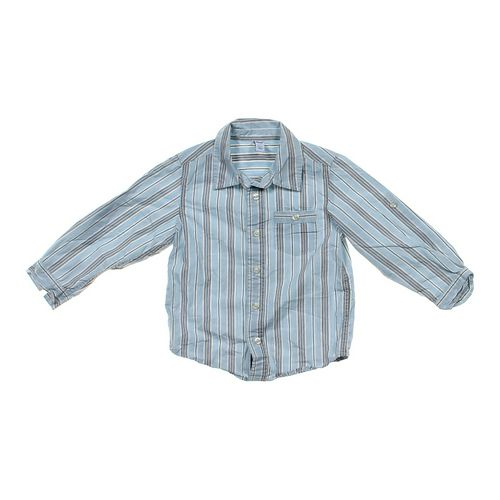 babyGap Striped Shirt in size 5/5T at up to 95% Off - Swap.com