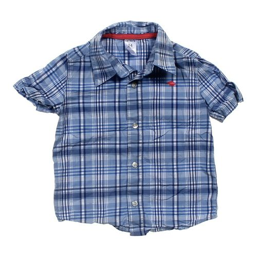 Carter's Striped Shirt in size 24 mo at up to 95% Off - Swap.com