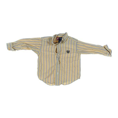 Chaps Striped Shirt in size 18 mo at up to 95% Off - Swap.com