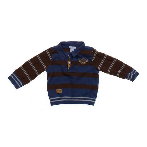 First Impressions Striped Shirt in size 12 mo at up to 95% Off - Swap.com