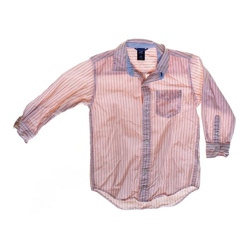 Gap Striped Shirt in size 4/4T at up to 95% Off - Swap.com