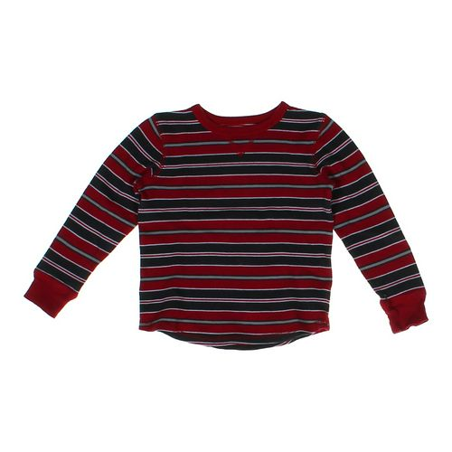 Jumping Beans Striped Shirt in size 5/5T at up to 95% Off - Swap.com