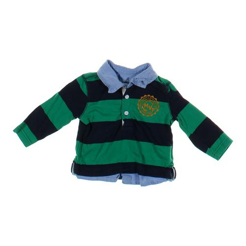 The Children's Place Striped Shirt in size 6 mo at up to 95% Off - Swap.com