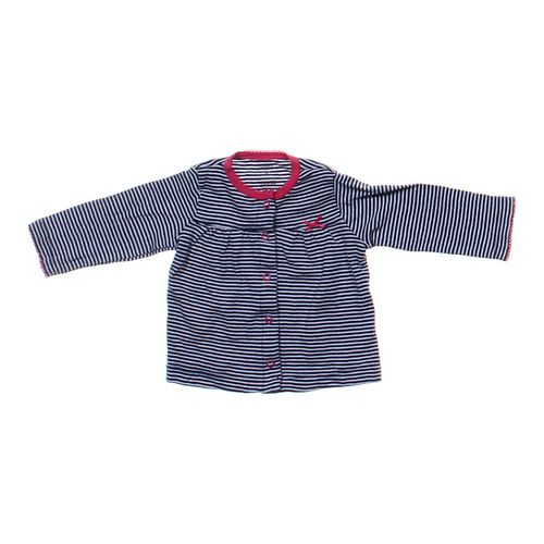 Carter's Striped Shirt in size 6 mo at up to 95% Off - Swap.com