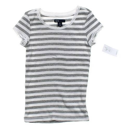 Gap Striped Shirt in size 6 at up to 95% Off - Swap.com