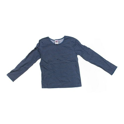 Hanes Striped Shirt in size 10 at up to 95% Off - Swap.com