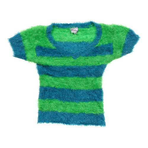Justice Striped Shirt in size 12 mo at up to 95% Off - Swap.com