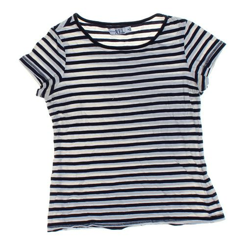 New York & Laundry Striped Shirt in size JR 7 at up to 95% Off - Swap.com