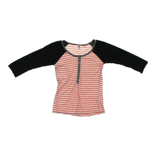 Poof Striped Shirt in size JR 7 at up to 95% Off - Swap.com
