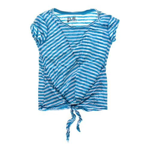 P.S. from Aéropostale Striped Shirt in size 5/5T at up to 95% Off - Swap.com