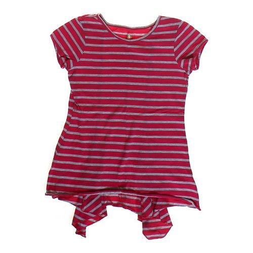 Total Girl Striped Shirt in size 8 at up to 95% Off - Swap.com