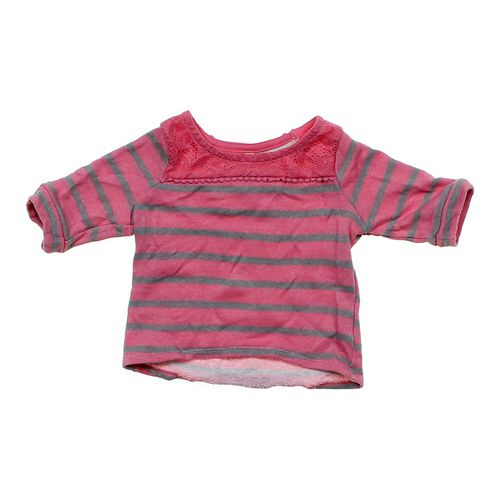 Xhilaration Striped Shirt in size 4/4T at up to 95% Off - Swap.com