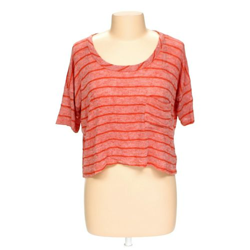 Forever 21 Striped Shirt in size L at up to 95% Off - Swap.com