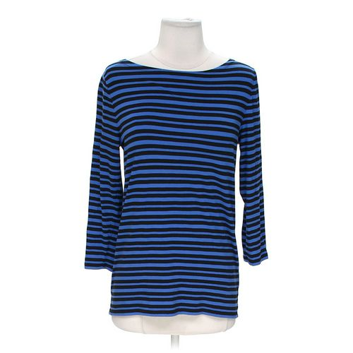 Jones New York Striped Shirt in size S at up to 95% Off - Swap.com