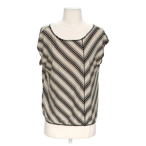 Max Studio Striped Shirt in size S at up to 95% Off - Swap.com