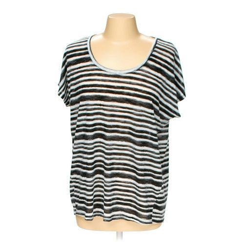 MNG Basics Striped Shirt in size L at up to 95% Off - Swap.com