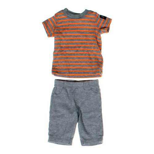 Carter's Striped Shirt & Pants in size 3 mo at up to 95% Off - Swap.com