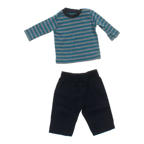 Carter's Striped Shirt & Pants Set in size 3 mo at up to 95% Off - Swap.com